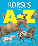 img - for Horses A-Z book / textbook / text book