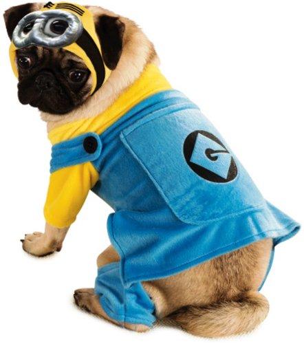 Despicable Me 2 Minion Pet Costume, Medium