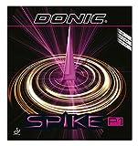 DONIC(ドニック) 卓球 スパイク P1 粒高ラバー ブラック 0.3 AL073