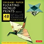 Origami Paper Floating World Prints,...