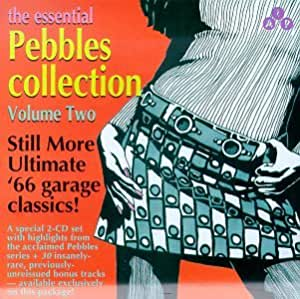 Various Pebbles Vol 20 The Continent Lashes Back European Garage Rock Part 4
