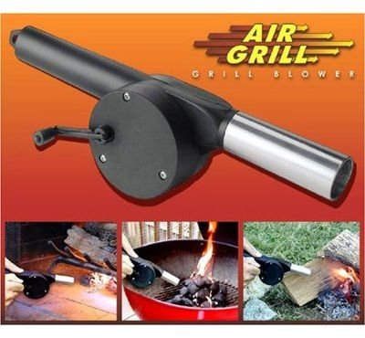 Air Grill Blower Barbecue Tool