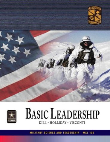 msl-102-basic-leadership-with-cd-audio-military-science-and-leadership