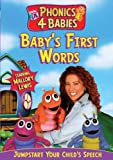 51M2a9RClML. SL160  Phonics for Babies: First Words