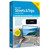 Microsoft Streets & Trips with GPS Locator (2010)
