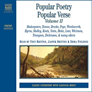 Collection: Popular Poetry / Popular Verse, Vol. 2 | [William Blake, John Donne, Alfred Tennyson, Edward Lear, John Keats]