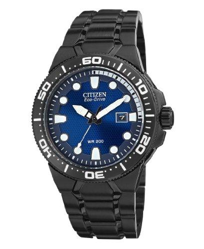 Citizen Men'S Bn0095-59L Eco-Drive Scuba Fin Dive Watch