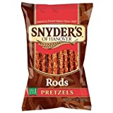 Snyders Of Hanover Pretzel Rod, 12 Ounce - 12 per case.