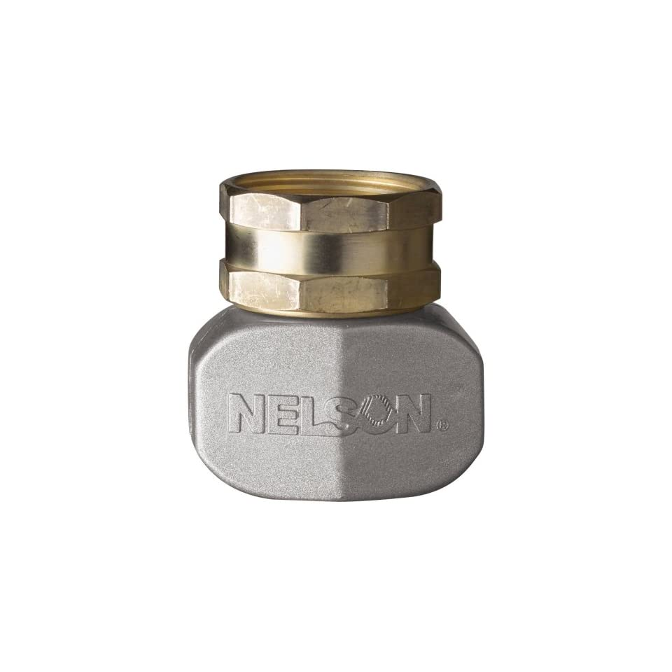 Nelson Brass/Metal Hose Repair Clamp Connector Female 50521