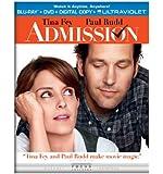 Admission (Blu-ray + DVD + Digital Copy + UltraViolet)