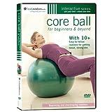 Core Ball For Beginners & Beyond: Over 10 Routines ~ Karen Garcia