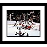 1980 USA Olympic Hockey NHL Framed 8x10 Photograph Miracle on Ice