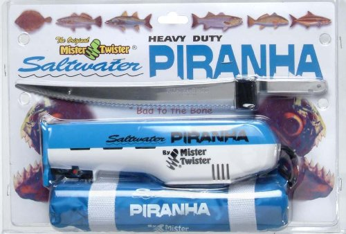 Mister Twister MT-1208 Mr Twister SW Piranha Knife (Electric Filet Knives compare prices)