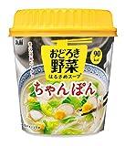 アサヒF&H おどろき野菜 ちゃんぽん 24.9g×6個