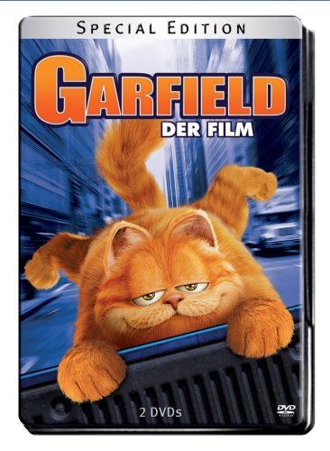 Garfield - Der Film (Steelbook) [Special Edition] [2 DVDs]