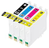(4 色セット) InkHero Epson IC32,IC4CL32,IC6CL32 ICBK32, ICC32, ICM32, ICY32 PM-A850, PM-A870, PM-A890, PM-D750, PM-D770, PM-D800, PM-G700, PM-G720, PM-G730, PM-G800, PM-G820, PM-A700, PM-A750, PM-D600 【互換インクカートリッジ 】
