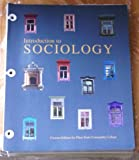 img - for Intro to Sociology (Custom Edition for PPCC) book / textbook / text book