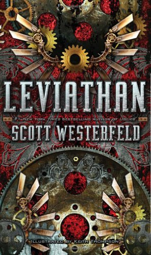 Cover of Leviathan (Leviathan Trilogy)