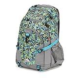 High Sierra Loop Backpack, Electric Geo/Charcoal/Tropic Teal
