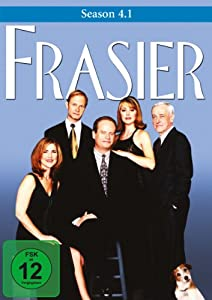Frasier - Season 4.1 [2 DVDs]