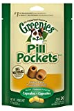 GREENIES PILL POCKETS Treats for Dogs Chicken Flavor - Capsule Size 7.9 oz. 30 Count