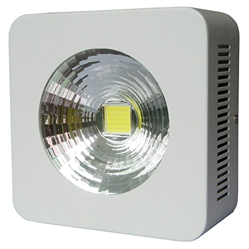Galaxyhydro(Tm) Led 150W High Bay Led Light Fixture With Cob Reflector, White, 12300Lumens