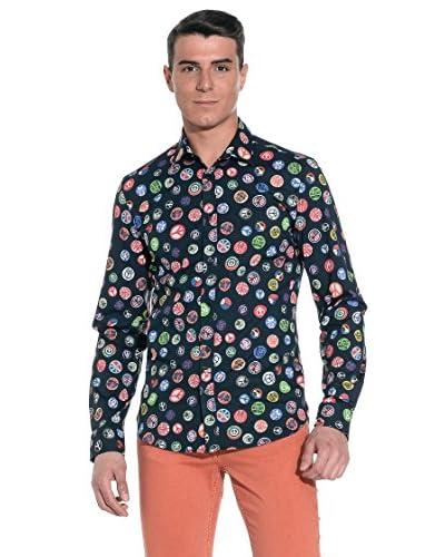 Love Moschino Camicia Uomo [Nero]