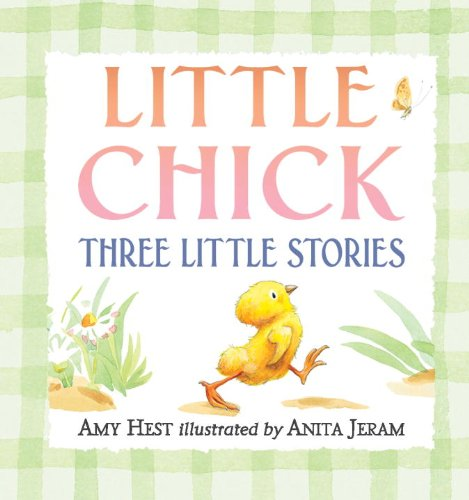 Little Chick: Three Little Stories front-1041409