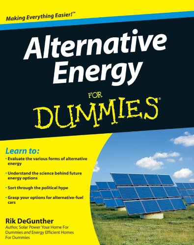 Alternative Energy For Dummies | Green Power Learning | Best Reviews ...