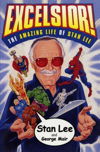 Excelsior!: The Amazing Life of Stan Lee (Stan Lee Drawing Book compare prices)