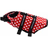 Alcoa Prime 3 Colors Pet Dog Safety Vest Reflective Mesh Security Outdoor Saver Float Clothes