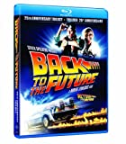 Back to the Future: 25th Anniversary Trilogy / Retour vers le Futur : Trilogie 25e Anniversaire (Bilingual) [Blu-ray]