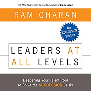 Leaders at All Levels Audiobook