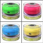 Colorful Portable Mini HIFI Waterproo...