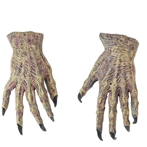 Adult STD- Vampire Costume Hands