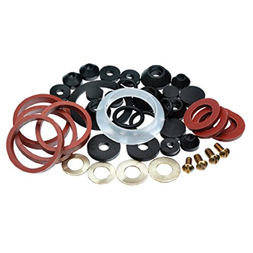 Danco 80817 Home Washer Assortment, 42-Piece (Faucet Gasket compare prices)