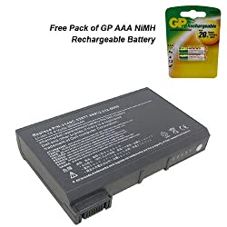 Dell SMARTSTEP 100N Laptop Battery - Premium Powerwarehouse Battery 8 Cell