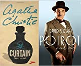 David Suchet Poirot and me & Curtain: Poirot's Last Case