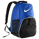 (ナイキ)Nike Product Game RoyalBlackWhite Brasilia 6 XL Backpack バックパック バッグ リュック Blue ブルー / Black ブラック 【並行輸入品】