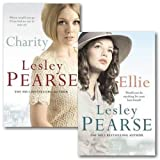 Lesley Pearse collection 2 Books set. (Charity and Ellie)