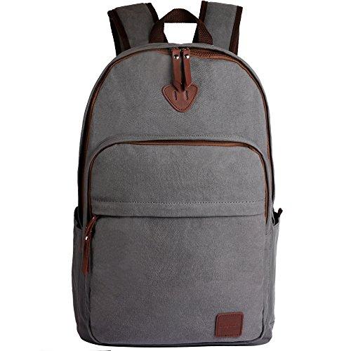 ibagbar-canvas-backpack-laptop-bag-computer-bag-rucksack-daypack-college-bag-school-bag-sports-bag-d