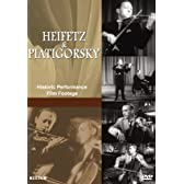 Heifetz Piatigorsky [DVD] [Import]