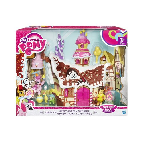 My Little Pony - Fim, La Pasticceria di Pinkie Pie