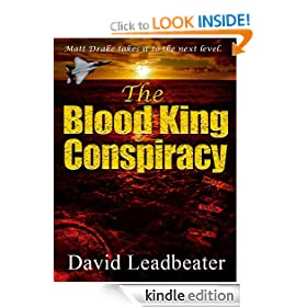 The Blood King Conspiracy (Matt Drake 2)