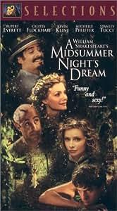 Amazon.com: Midsummer Nights Dream [VHS]: Kevin Kline ...Dominic West Midsummer Nights Dream
