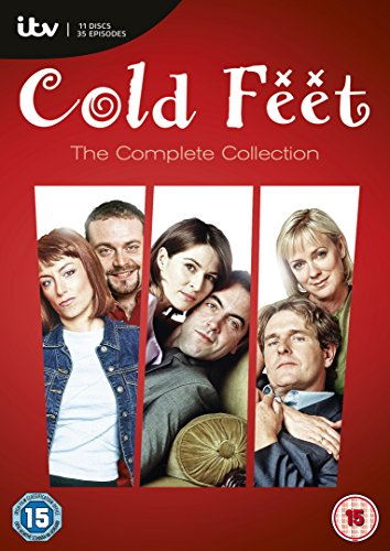 COLD FEET COLD FEET-THE COMPLETE COLLECTION [Reino Unido] [DVD]