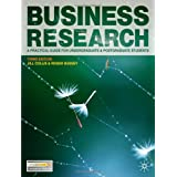 Business Research: A Practical Guide for Undergraduate and Postgraduate Studentsby Jill Collis