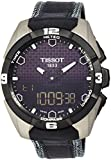Tissot Men's T0914204605101 T-Touch Expert Analog Display Swiss Quartz Black Watch