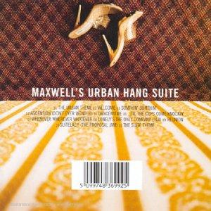 Maxwell - Urban Hang Suite - Zortam Music