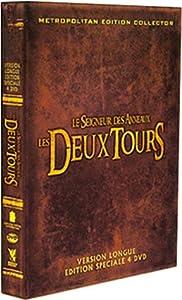 Le Seigneur des Anneaux II, Les Deux Tours [Version longue] - Édition Spéciale 4 DVD [Version Longue]